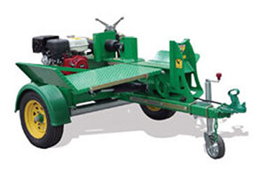 Red Roo HLS Log Splitter