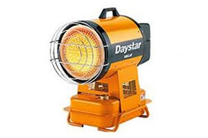 Daystar Val6 Infrared Heater