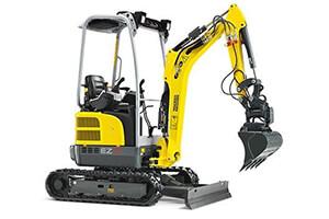 Wacker Neuson EZ17 - Zero Tail Excavator