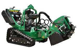 Red Roo Update SG30TRX Hydraulic Stump Grinder