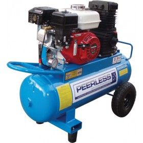 12cfm Petrol Air Compressor