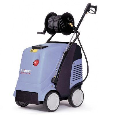 3000psi Pressure Cleaner   Kranzle Diesel Electric Hotwash