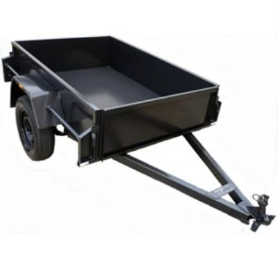 6x4 Heavy Duty Trailer