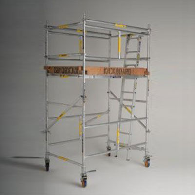 Aluminium Tower 18m x 18m 2 day minimum