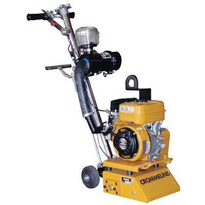 Concrete Planer Scabbler Motorised