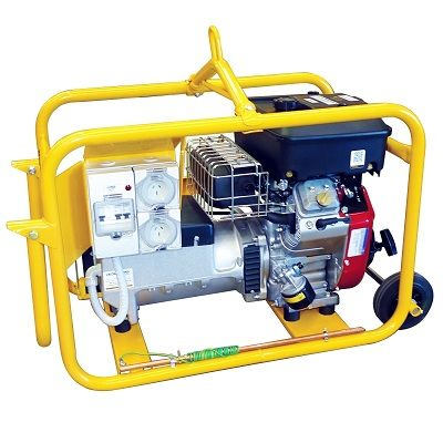 Crommelins P100EH   10kVA Generator