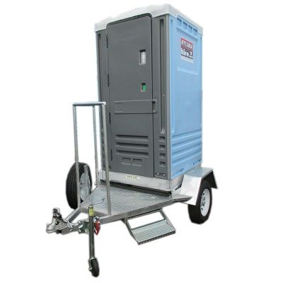 Deluxe Single Towable Function Toilet