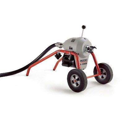 Drain Snake   Rigid K1500 Electric