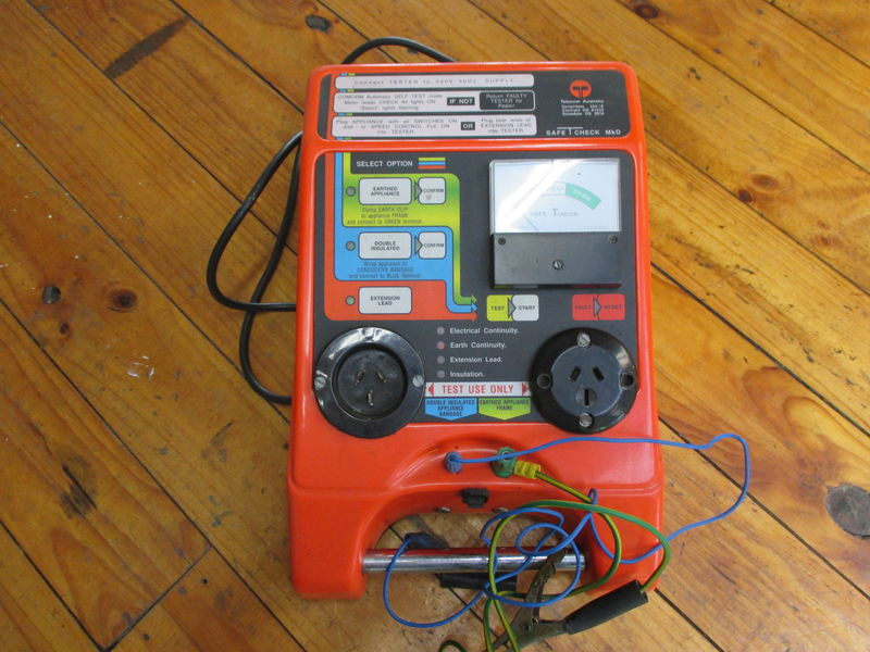 Electrical Test Machine