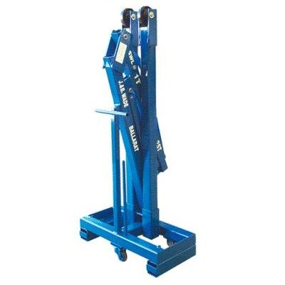 Engine Crane   1 Tonne Fold Up