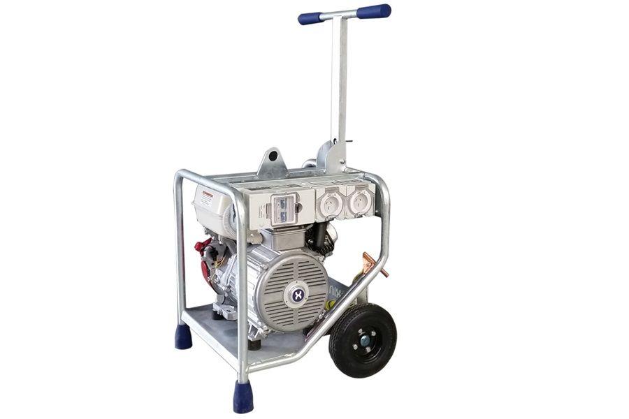 Makinex 6kVA Petrol Generator