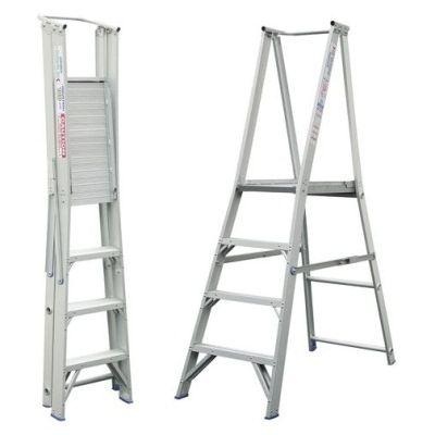 Platform Ladder   Indalex 1512