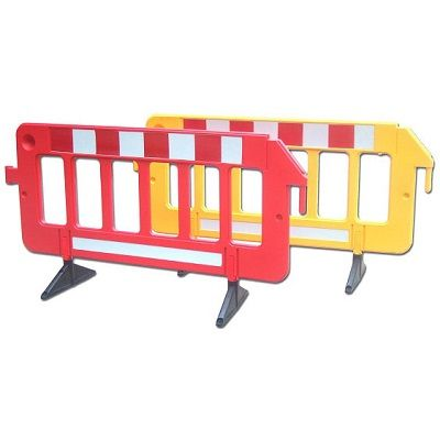 Portable Road Safety Barrier