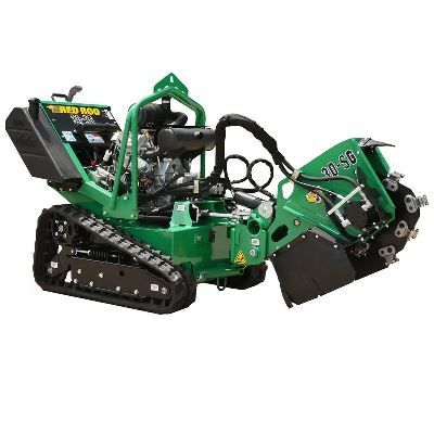 Red Roo Update SG30TRX Hydraulic Drive Stump Grinder