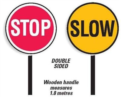 Stop Slow Paddle
