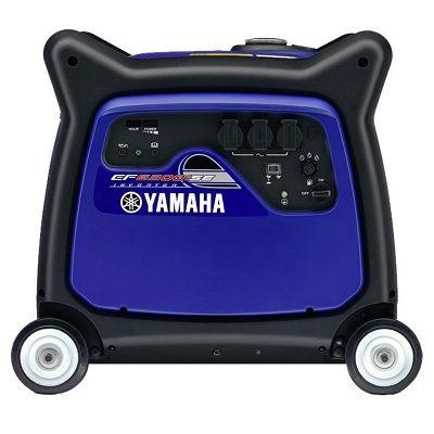 Yamaha EF6300iSE 55kVA 15Amp Inverter Generator