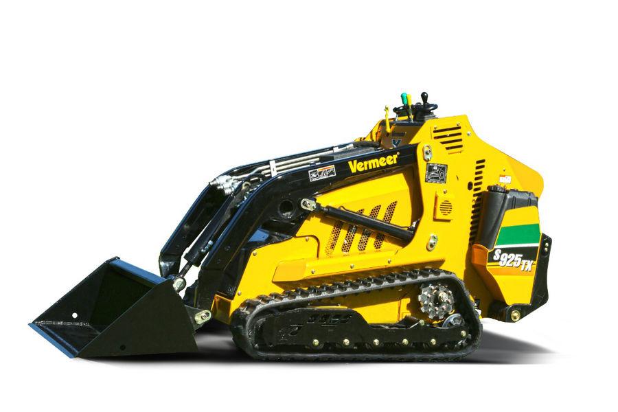 Vermeer S925TX Track Skid Steer Loader