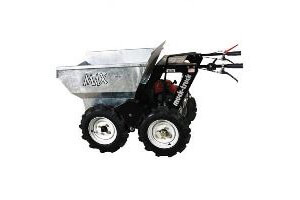 Muck Truck 4WD - Motorised Wheelbarrow