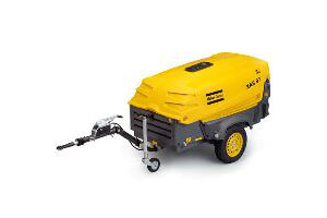 Atlas Copco 130 cfm Portable Compressor