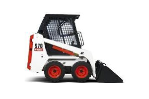 Bobcat S70 Skid Steer Loader