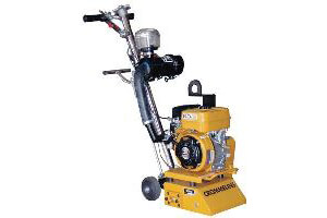 Concrete Planer (Scabbler) Motorised