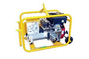 Crommelins P100EH - 10kVA Generator