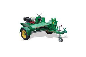 Log Splitter   Heavy Duty 30 Tonne Ram