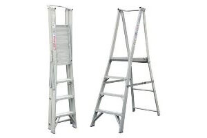 Platform Ladder   Indalex 118