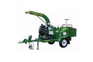 "Red Roo 1290 Commercial 230mm/9"" Wood Chipper"