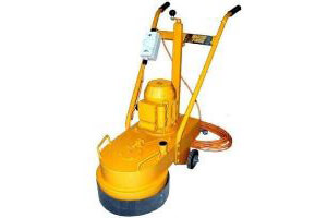 Terrazzo Concrete Finishing Grinder - Master Finish