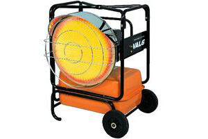 VAL6 KBE1S Diesel Infrared Portable Heater