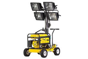 Wacker Neuson ML440 Mobile Light Tower