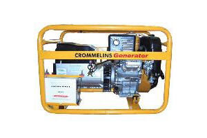 Welder Generator 7KVA 200amp cw 10 leads