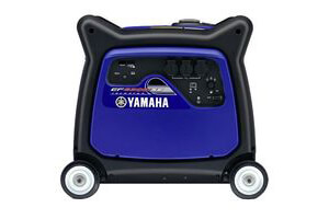 Yamaha EF6300iSE 5.5kVA 15Amp Inverter Generator
